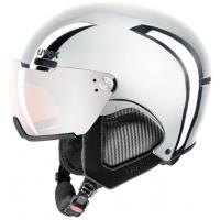 HLMT 500 VISOR CHROME LTD
